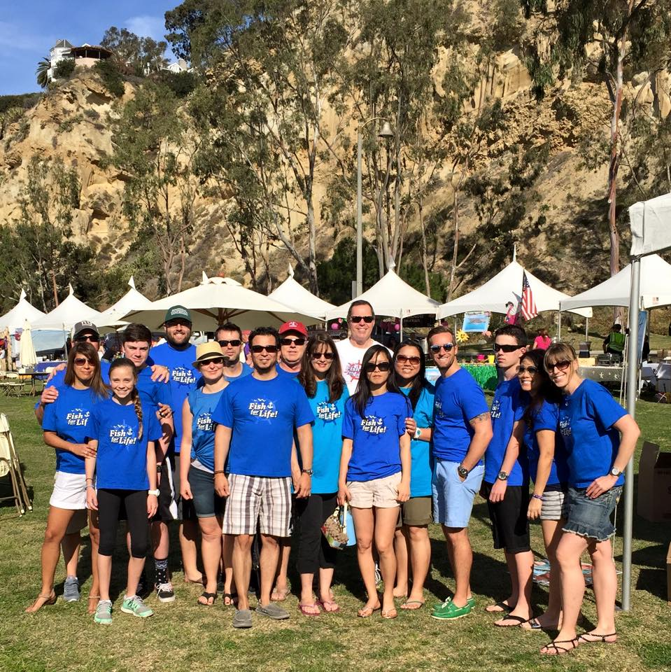 Future Leaders Of Our Community Orange County Floc Volunteers